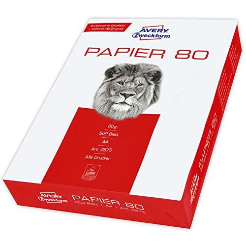 Avery Druckerpapier 500 Blatt A4