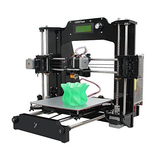 Geeetech 3D Drucker Acrylic Prusa I3 X