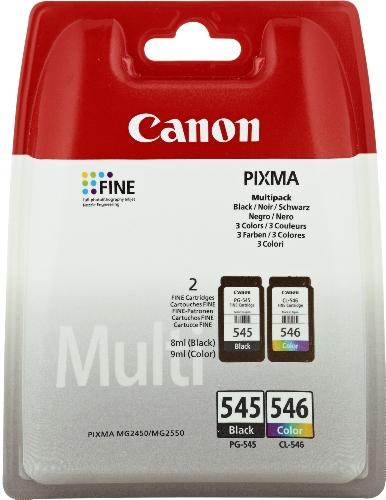 Canon 8287B006 Druckerpatronen für Pixma MX495 und Pixma iP2850