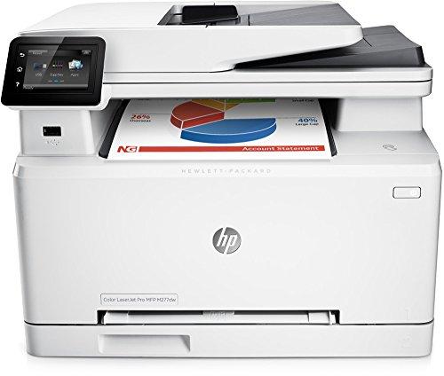 HP Color LaserJet Pro M277dw Farblaser-Multifunktionsdrucker