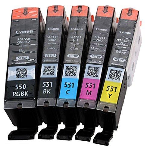 Canon Druckerpatronen für Pixma IP 7250