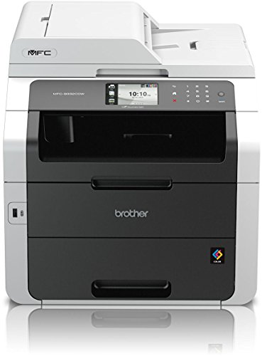 Brother MFC-9332CDW 4-in-1 LED Farblaser-Multifunktionsdrucker