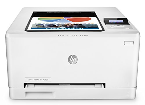 HP Color LaserJet Pro M252n Farblaserdrucker